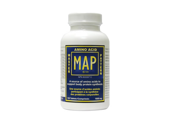 Master Amino Acid Pattern Brand by Health Matters